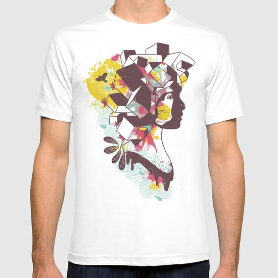 Overcrowded Memory T-shirt