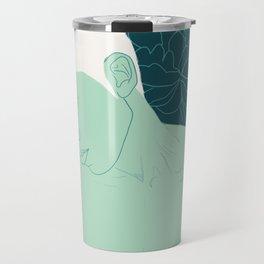 Succulent Boy Travel Mug