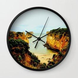 Shipwreck Coast Wall Clock