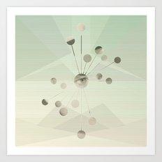Mental Space Art Print