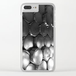 Metal Tubes 2 Clear iPhone Case