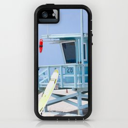 Tower 28, Santa Monica, CA iPhone Case