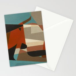 Red Ox Stationery Cards