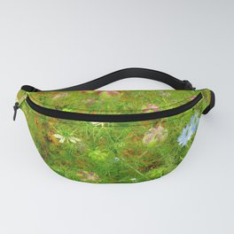 """""""Love in the Mist"""" by ICA PAVON Fanny Pack"""