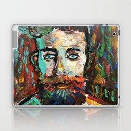 Sam con La Barba Laptop & iPad Skin
