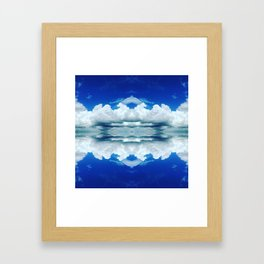 Sky Framed Art Print