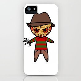 freddy in your dreams iPhone Case