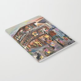 Fifty Cent Oysters Notebook
