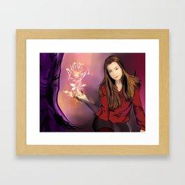 Willow Rosenberg Framed Art Print