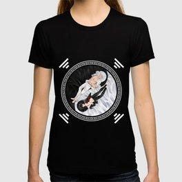 Yin Yang Sheith T-shirt