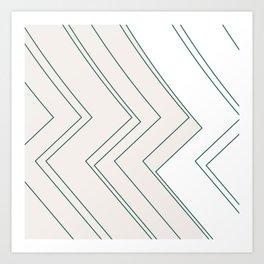 Coit Pattern 36 Art Print