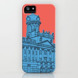 St. Lawrence Hall iPhone Case