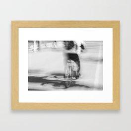 Traveller II Framed Art Print