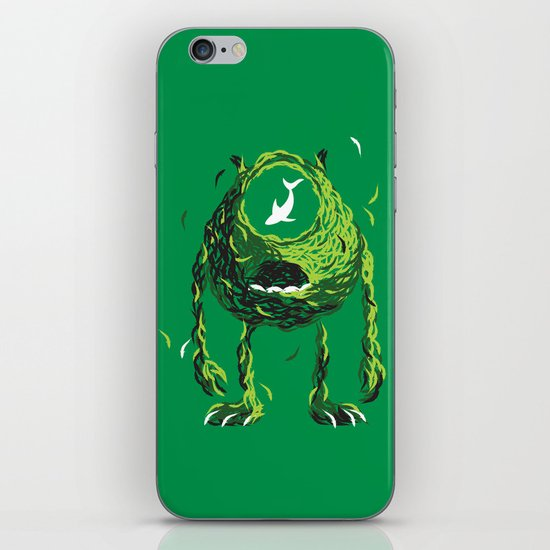Wazowski of Fish iPhone & iPod Skin