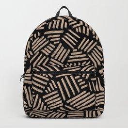 Hatch Black  Backpack