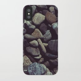pacifica rocks iPhone Case