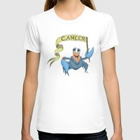 cancer T-shirts featuring Cancer by Dan Paul Roberts