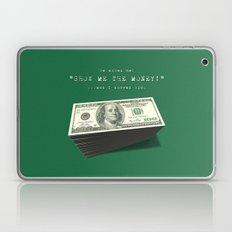 Show Me The Money - USD Casino Jackpot  Laptop & iPad Skin