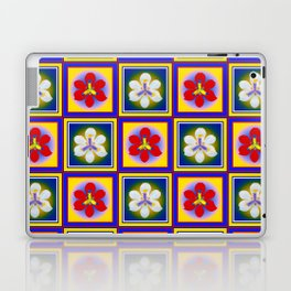 Spanish Tiles - A Laptop & iPad Skin