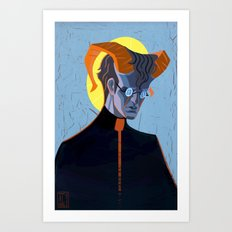 Obol Art Print