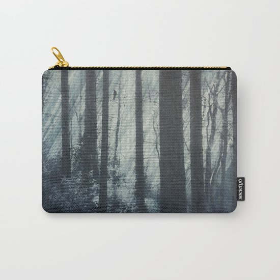 Glass Light Forest Carry-All Pouch