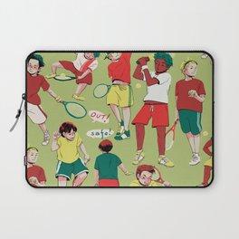 Tennis Boys Laptop Sleeve
