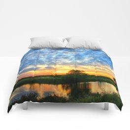 November East Texas Sunrise Comforters