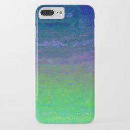 Blue Blizzard iPhone Case