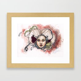 """''BellaIV"""" Framed Art Print"""