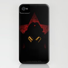 SuperHeroes Shadows : WonderWoman iPhone (4, 4s) Slim Case