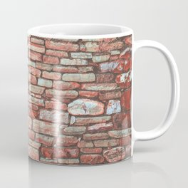 Brick Wall (Color) Coffee Mug