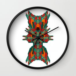 Calaabachti Dust Mite Wall Clock