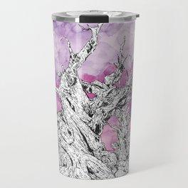 Yggdrasil Dawn Travel Mug