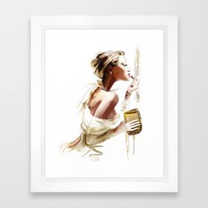 opera Framed Art Print