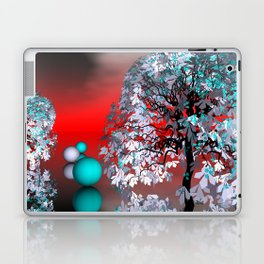 another landscape in nowhereland -2- Laptop & iPad Skin