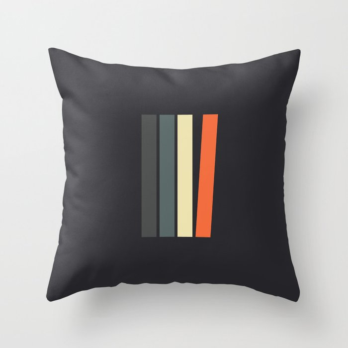Abaia Throw Pillow