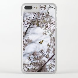 Sustenance Clear iPhone Case