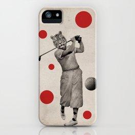 Anthropomorphic N°13 iPhone Case