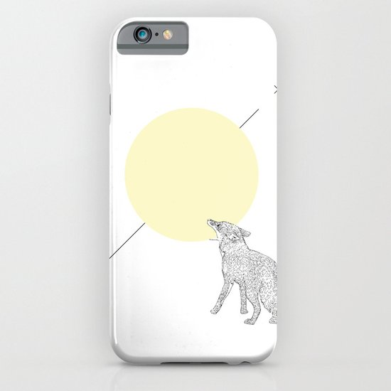 Bite the moon iPhone & iPod Case