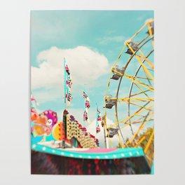 summer carnival fun Poster