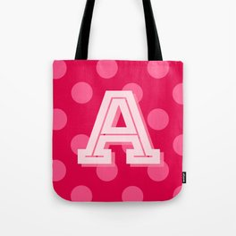 A is for Awesome Tote Bag