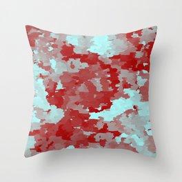 Abstract Art 004 Throw Pillow