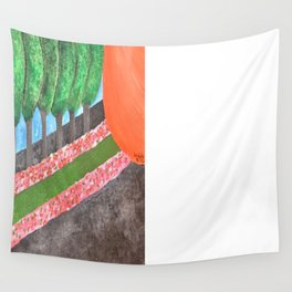 Ten Religious Abstract Art By Saribelle Rodriguez Wall Tapestry