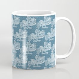 Bird of the Maya Coffee Mug