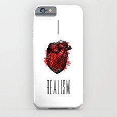 I love Realism Slim Case iPhone 6s