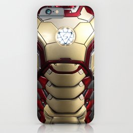 iron/man mark XLII restyled for samsung s4 iPhone Case