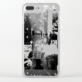 Dip Clear iPhone Case