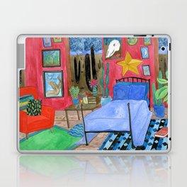 Desert Bedroom Laptop & iPad Skin