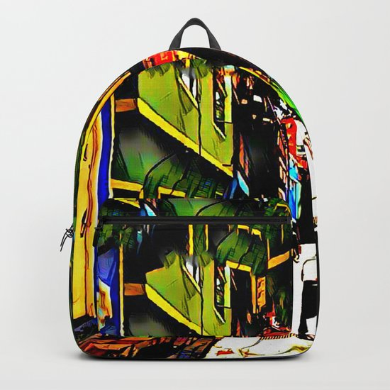 Run! Backpack