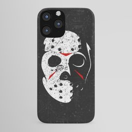jason voorhees - Friday the 13th iPhone Case